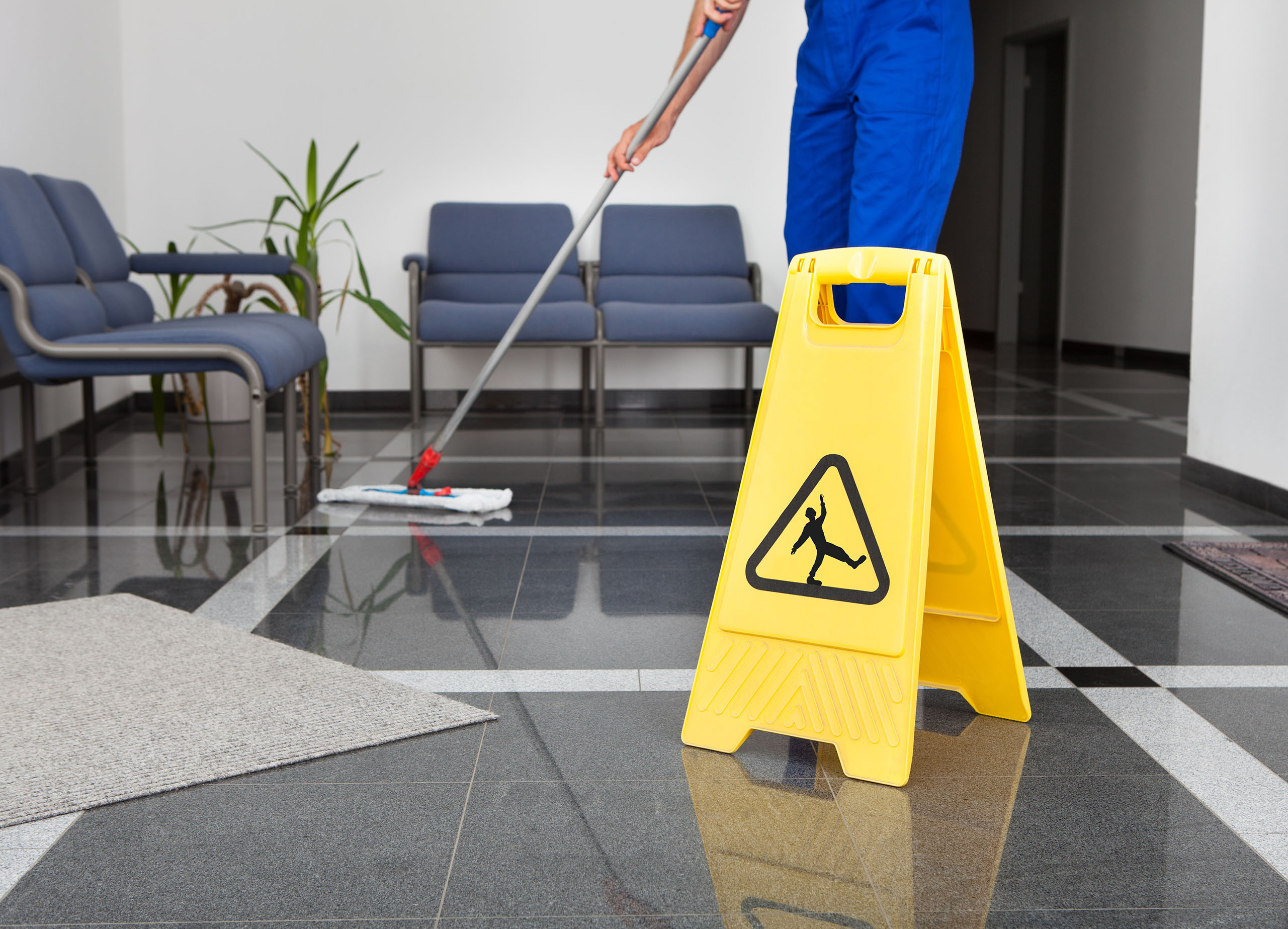 office cleaning, office janitors